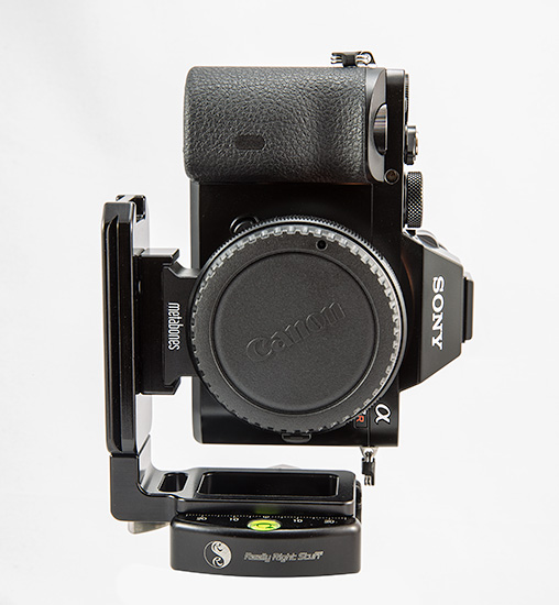 Sony A7R teams up with Canon glass