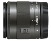 Canon Announces EF-M 11-22mm f/4-5.6 IS STM Lens