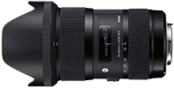 Sigma Announces 18-35 f/1.8 DC HSM Art