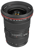 Deal: Canon EF 16-35mm f/2.8L II USM Lens for $1,322