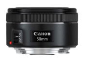 Canon EF 50mm f/1.8 STM now In-Stock
