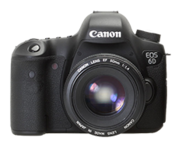 Canon EOS 6D DSLR body for $1,499 shipped