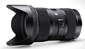 DxOMark reviews Sigma 18-35mm f/1.8 DC HSM Lens