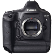 Over $400 cash back for the Canon EOS-1D X