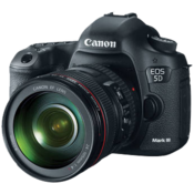 Canon EOS 5D Mark III  + EF 24-105mm f/4L IS deal