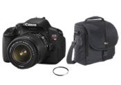 Canon EOS Rebel T4i Digital Camera with EF-S 18-55mm f/3.5-5.6 IS II Lens Kit