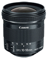 Canon EF-S 10�18mm f/4.5�5.6 IS Image Samples