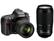 Nikon D600 two lens kit savings ($500 off)