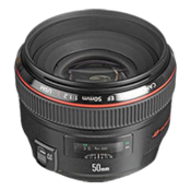 Canon EF 50mm f/1.2L for $1,299 shipped