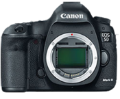 Canon EOS 5D Mark III updated to v1.3.3