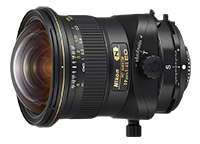 Nikon PC Nikkor 19mm F4E ED tilt-shift lens announced!