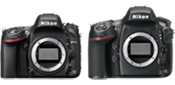 Refurbished Nikon D600, D800 & D800E DSLRs