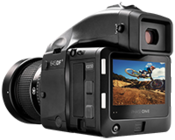 Phase One announces 50MP CMOS medium format back