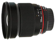 New Samyang 16mm f/2 ED AS UMC Lens!