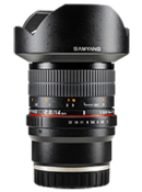 Samyang/Rokinon full frame E-mount lenses in stock