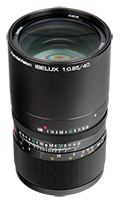 Roger Cicala tests the 40mm f/0.85 Ibelux