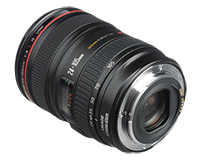 Canon EF 24-105mm f/4 L IS USM for $740