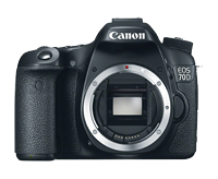 Official: Canon EOS-70D Announced!
