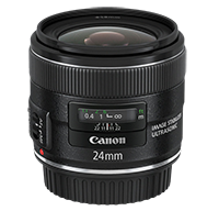 Canon 28mm f/2.8 IS & 24mm f/2.8 IS Price Drop!