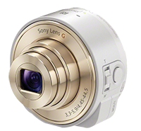 Sony announces QX10 and QX100 cameras for smartphones