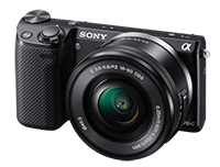 In stock: Sony Alpha NEX-5T Mirrorless Digital Camera