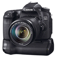 Canon EOS 70D Reviewed by Bryan at TDP