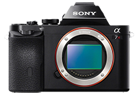 Sony A7, A7 Kit and A7r in stock at B&H Photo