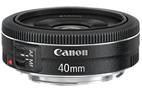 Canon 40mm pancake $129, EOS SL1 $369 and more deals