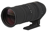 Sigma 150-500mm f/5-6.3 DG OS HSM APO for $899