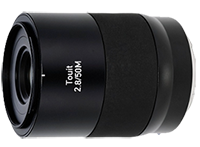 Official: Zeiss Touit 50mm F2.8 Macro announced