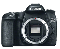 Canon EOS 70D Deals at B&H Photo