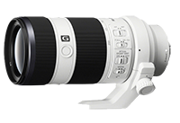 Sony FE 70-200mm f/4.0 G OSS Lens announced