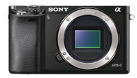 Official: Sony Alpha A6000 Mirrorless Digital announced