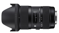 In Stock: Sigma 18-35mm f/1.8 and 24-105mm f/4 OS