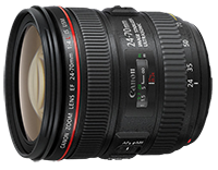 Adorama deal: Canon EF 24-70mm f/4L IS for only $799