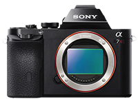 Sony A7/A7R for $300 off with old camera trade-in