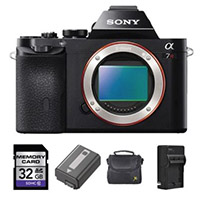 Sony A7R Bundle for $1,849 with free shipping