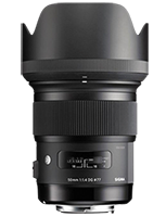 Dpreview: Sigma 50mm F1.4 DG HSM Art Lab Test Review