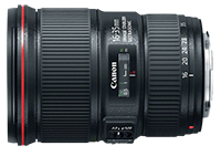 Canon EF 16-35mm f/4L IS now In Stock!