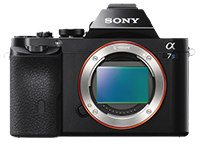 Sony A7s now In Stock!