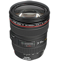 B&H Photo: Canon EF 24-105 f/4 L IS for $734 Shipped