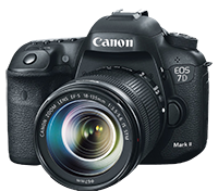 Canon EOS 7D Mark II w/ 18-135 Lens in stock at B&H