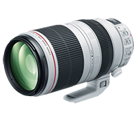 Canon EF 100-400L IS II now In-Stock!