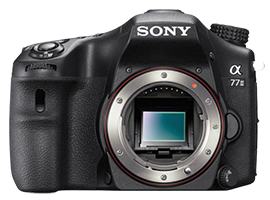 Sony A77 II Camera Firmware Update