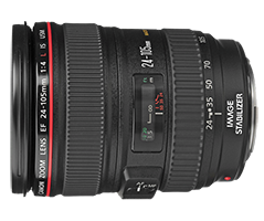 Hot Deal: Canon 24-105mm f/4L IS for only $647