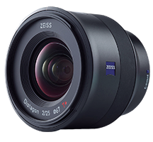 New Zeiss Batis lenses available for pre-order
