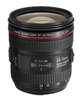 New Canon Mail-In Rebates on Lenses Start Today