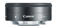 EOS-M 22MM Lens $99.99 At Amazon