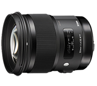 Sigma 50mm f/1.4 Art now in Stock