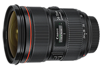 Deal: Canon 24-70mm f/2.8L II for $1,799